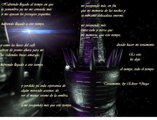 Testamento by Eliseo Diego