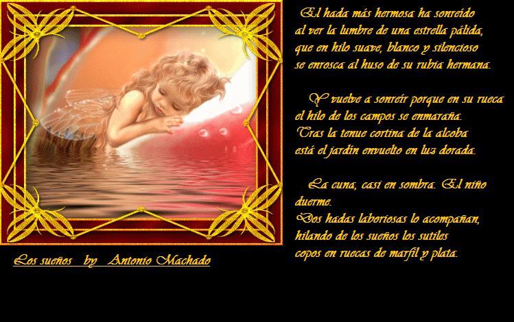los poemas de antonio machado: