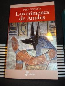 los crimenes de Anubis